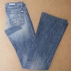 Rock & Republic Extra Long Boot Cut Jeans